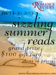 Poster Image for Sizzling Summer Reads Party hosted by The Romance Reviews
